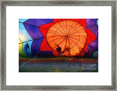 Balloon 14 Framed Print