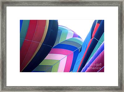Balloon 15 Framed Print