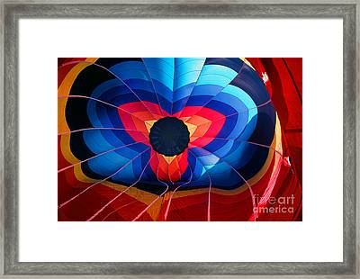 Balloon 17 Framed Print