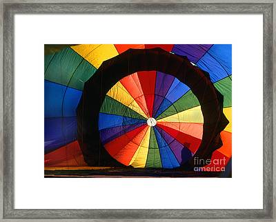 Balloon 2 Framed Print
