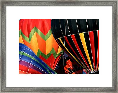 Balloon 4 Framed Print