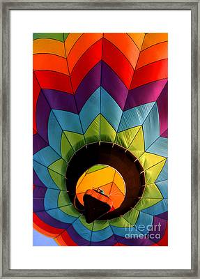 Balloon 6 Framed Print