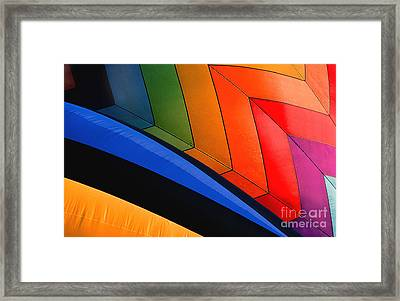 Balloon 7 Framed Print