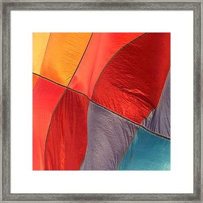 Balloon Colors Framed Print by Art Block Collections