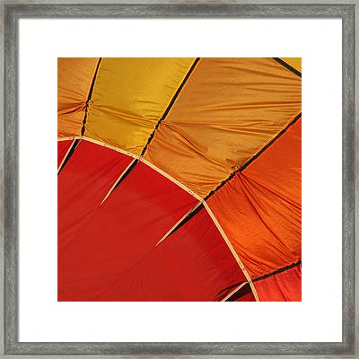 Balloon Fest Framed Print by Art Block Collections