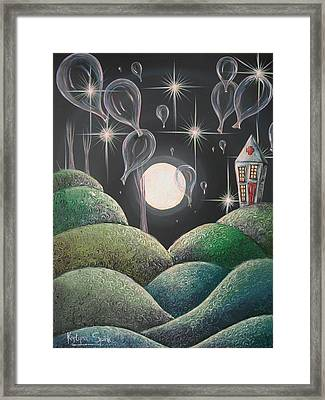 Balloon Hospital II Framed Print