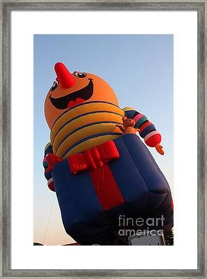 Balloon-jack-7660 Framed Print by Gary Gingrich Galleries