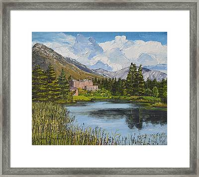 Ballynahinch Connemara Ireland Framed Print