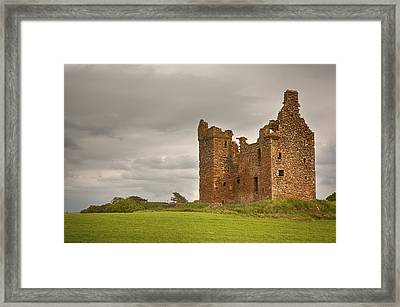 Baltersan Tower Framed Print