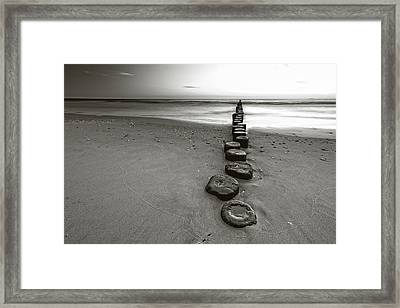 Baltic Sea Framed Print