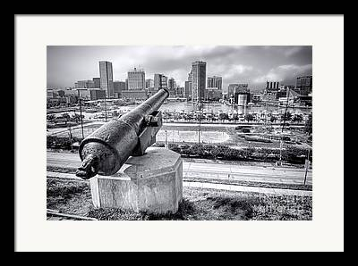 Federal Hill Framed Prints