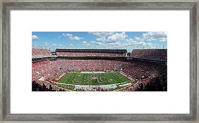 Bama A Panorama Framed Print by Kenny Glover