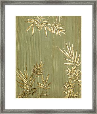 Bamboozled Framed Print by Katie Fitzgerald