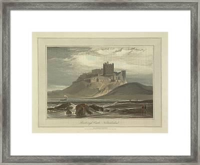 Bamborough Castle Framed Print