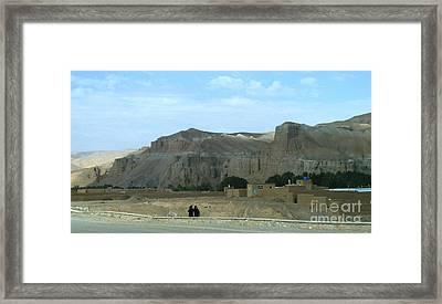 Bamyan Framed Print
