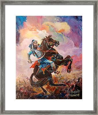 Banda Singh Bahadur Framed Print