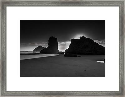 Bandon State Park Framed Print