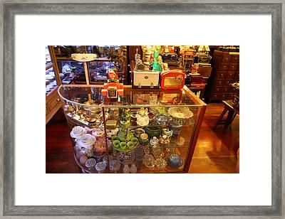 Banmai Resort And Restaurant - Pak Chong Thailand - 011347 Framed Print