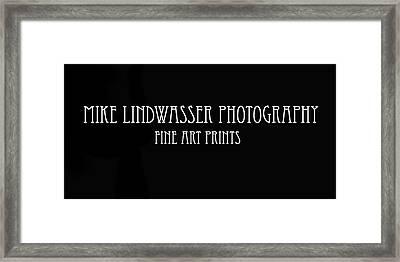 Banner Framed Print