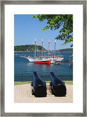 Bar Harbor Framed Print by Acadia Photography