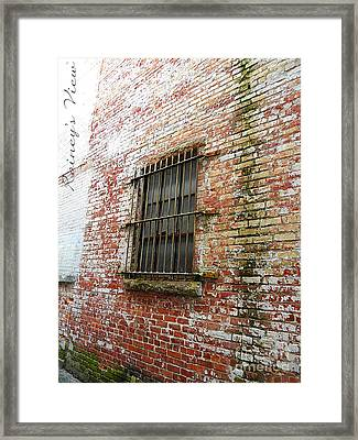 Bar None Framed Print by Lorraine Heath