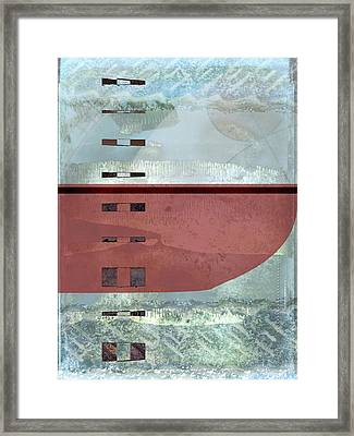 Bar Pilot Framed Print by Carol Leigh