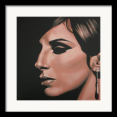 Women In Art Framed Prints