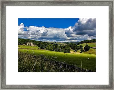 Barden Tower Framed Print by Trevor Kersley