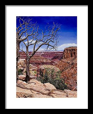Pinion Paintings Framed Prints