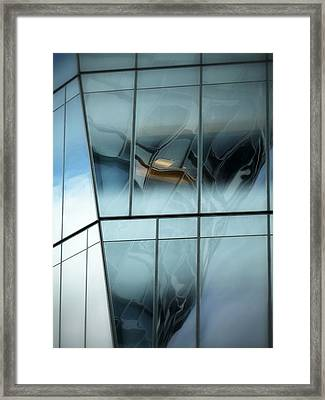 Barely There Framed Print