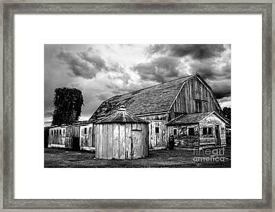 Barn 66 Framed Print