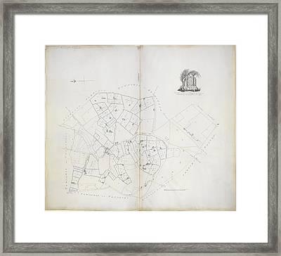 Barnston Framed Print by British Library