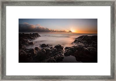 Barolin 4 Framed Print by Brad Grove