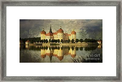 Baroque Daydream Framed Print by Heiko Koehrer-Wagner