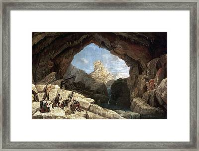Barron Y Carrillo, Manuel 1814-1884 Framed Print by Everett
