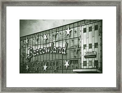 Barrowland Glasgow Framed Print