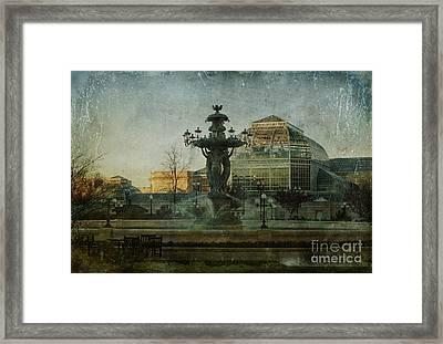 Bartholdi Afternoon Framed Print