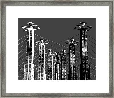 Bartle Hall Framed Print