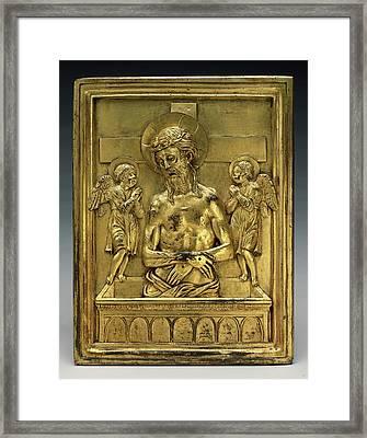 Bartolomeo Bellano, Italian 1437-1438-1496-1497 Framed Print