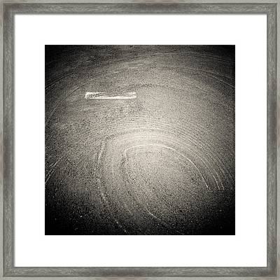 Baseball Field 16 Framed Print