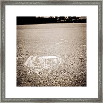 Baseball Field 19 Framed Print by YoPedro