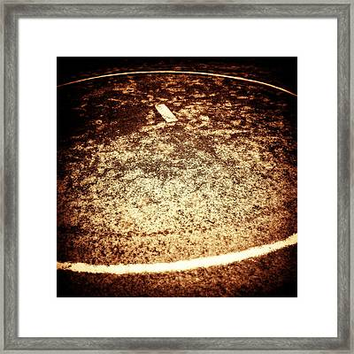 Baseball Field 29 Framed Print by YoPedro
