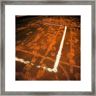 Baseball Field 32 Framed Print by YoPedro