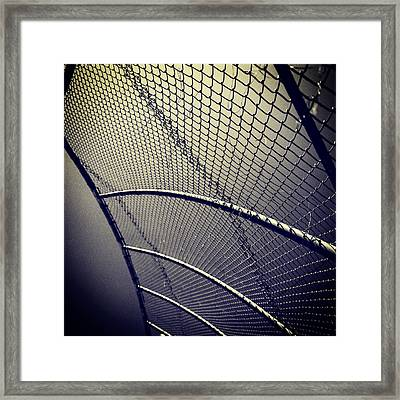 Baseball Field 9 Framed Print by YoPedro