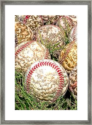 Baseball - Field Of Dreams Framed Print