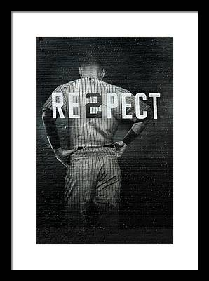 Players Framed Prints