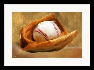 American League Framed Prints