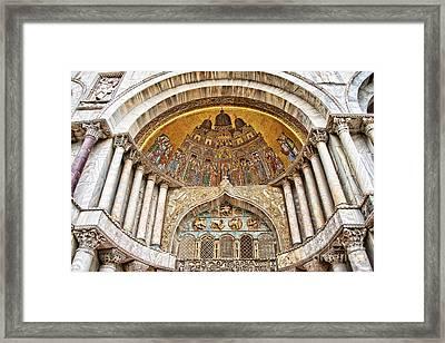 Basilica Di San Marco Framed Print
