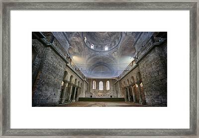 Basilica Of Holy Peace Framed Print