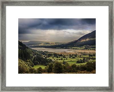 Bassenthwaite Framed Print by Graham Moore